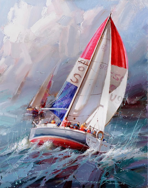 Ramil Gappasov - From The Series Regatta