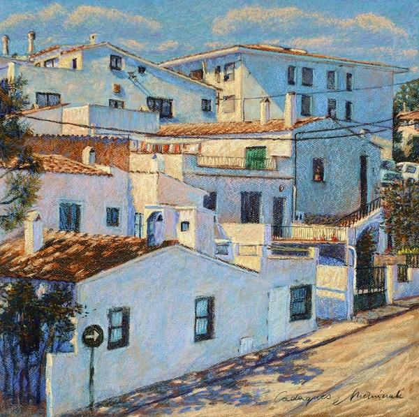 Richard Mierniczak - Urban landscape - Cadaques