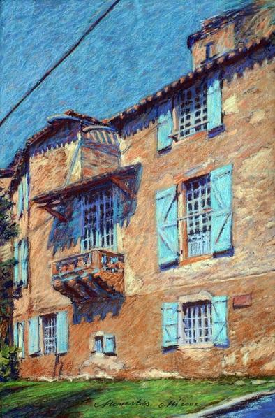 Richard Mierniczak - Urban landscape - Monesties (3)