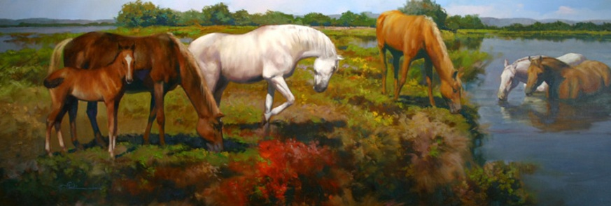 Spartaco Lombardo - HORSES