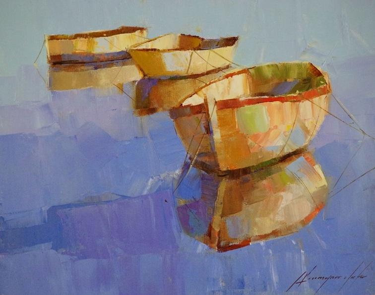 Vahe Yeremyan - Rowboats