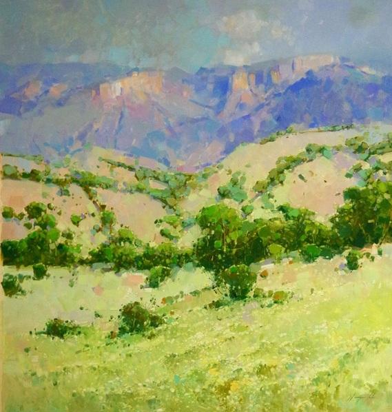 Vahe Yeremyan - Summer field