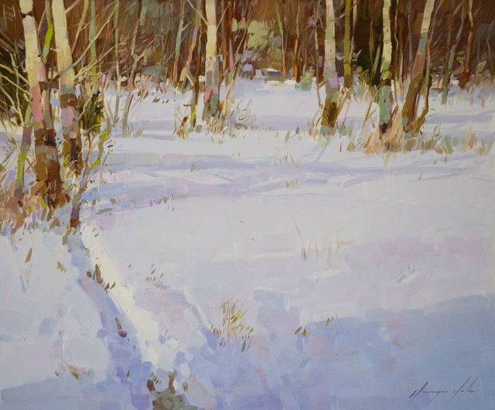 Vahe Yeremyan - Through the Snow