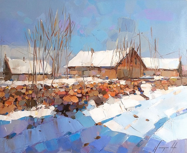 Vahe Yeremyan - Winter day