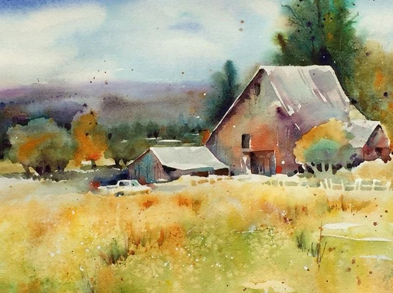 Yvonne Joyner - The Old Barn