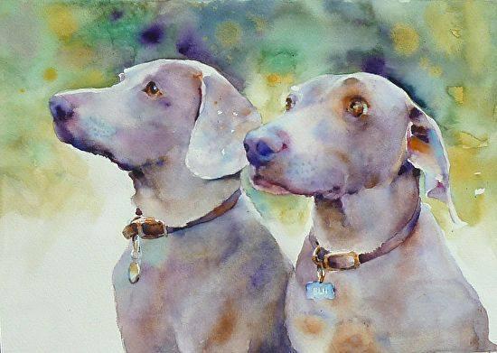 Yvonne Joyner - dogs