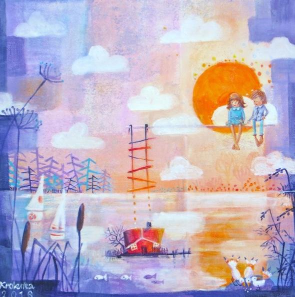 ALEXANDRA KRASUSKA - Dream a dream