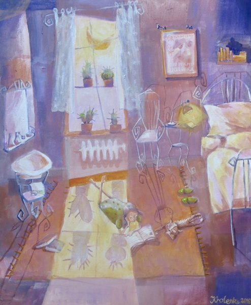 ALEXANDRA KRASUSKA - My time, 2