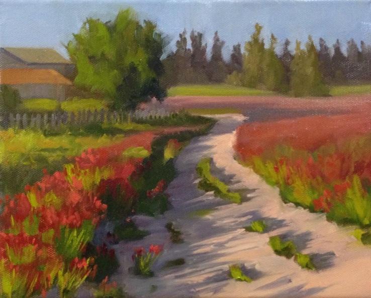 Bhavani Krishnan - Crimson Path