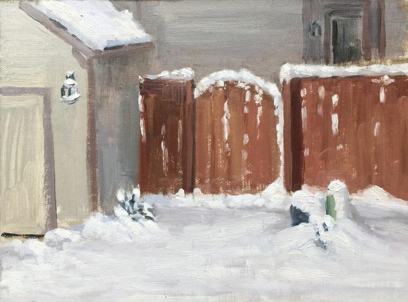 Bhavani Krishnan - First Snow