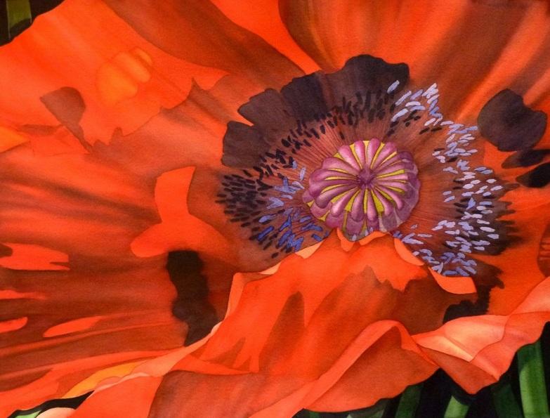 Cheryl Feragen - Orange See