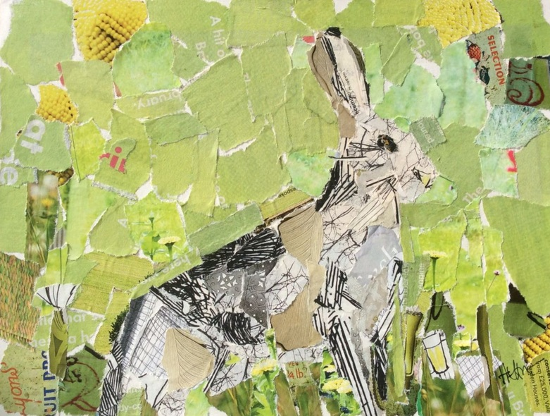 Helen Norman - The March Hare
