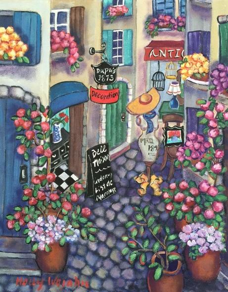 Holly Wojahn - Un Belle Rue du Provence