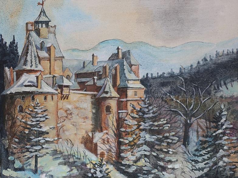 Iaroslav Hmelnitki - Dracula's castle