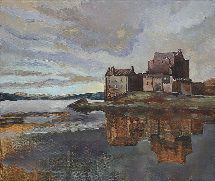 Iaroslav Hmelnitki - Eilean Donan castle, Scotland