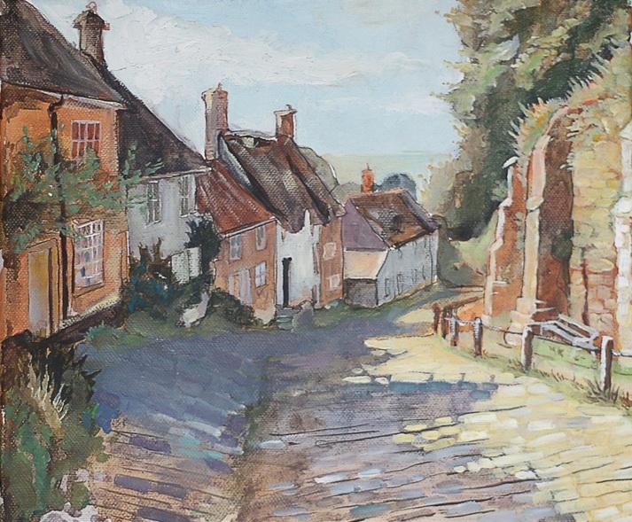 Iaroslav Hmelnitki - English village
