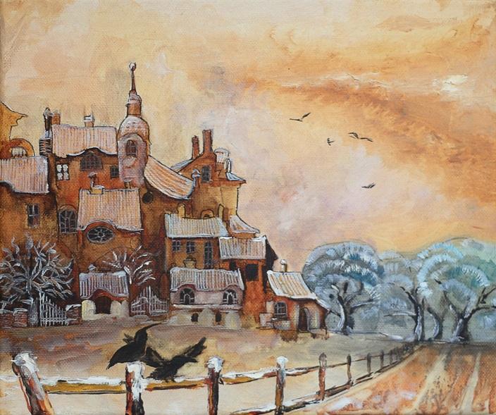Iaroslav Hmelnitki - Fairy tale. Winter