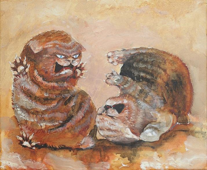 Iaroslav Hmelnitki - Funny cats