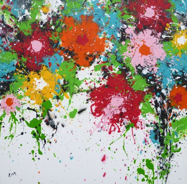 Isabelle Pelletane - Color Flowers
