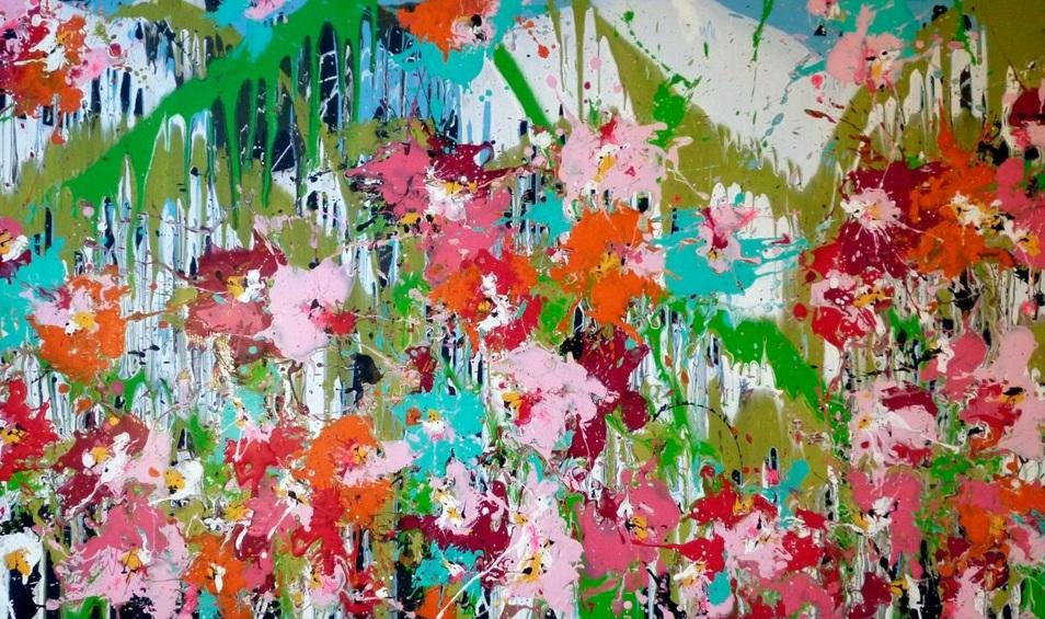 Isabelle Pelletane - Flowersun
