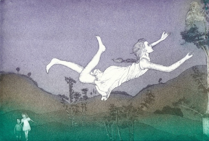 Jane Daniell - Lucy in the Sky