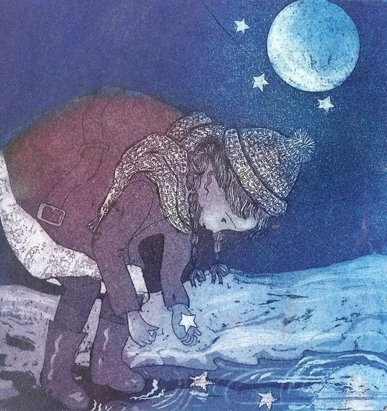 Jane Daniell - Starry starry night