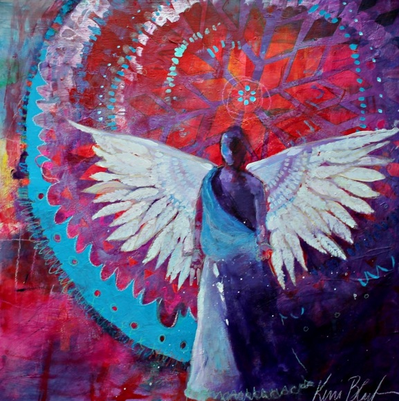 Kerri Blackman - Your Angel is Waiting