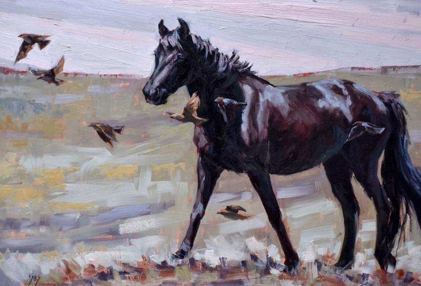 Nancy Rynes - Feathered Friends