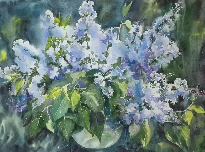 Yuriy Pashkov - Lilac