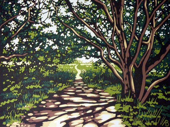 Alexandra Buckle - Snape Tree Shade