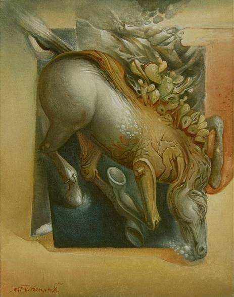 Aristomenis Tsolakis - POSEIDON – TROJAN HORSE METAMORPHOSIS