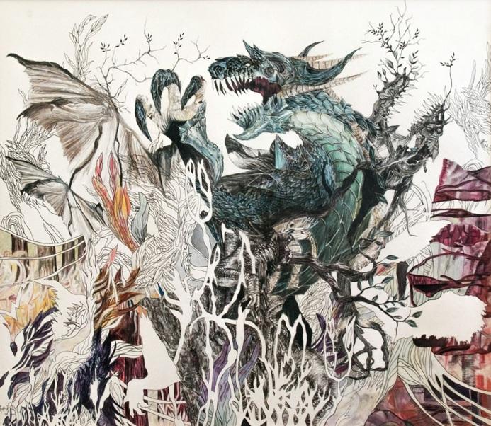 Fanni Z. David - Oak Dragon