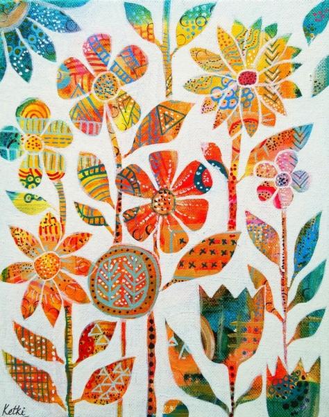 Ketki Fadnis - Flower Power