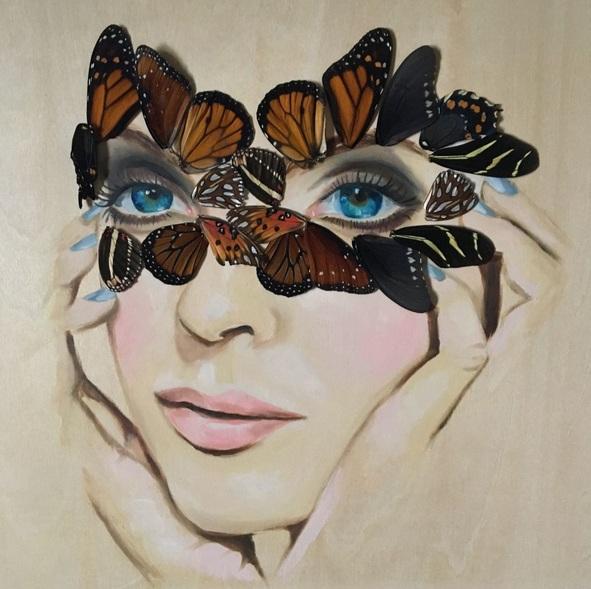 Leah Guzman - Metamorphosis I