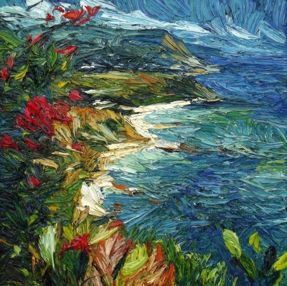 Lia Aminov - Amalfi coast 3