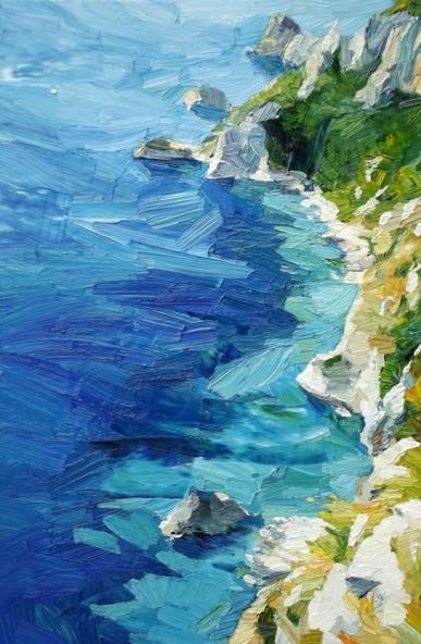 Lia Aminov - Capri