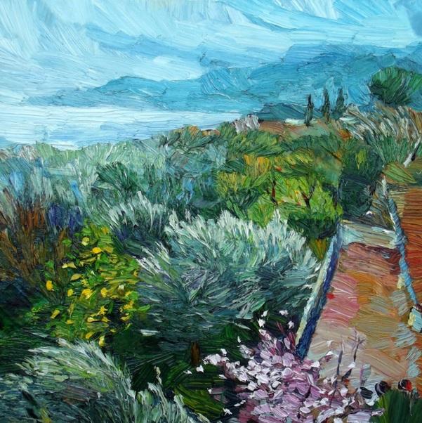 Lia Aminov - Garden