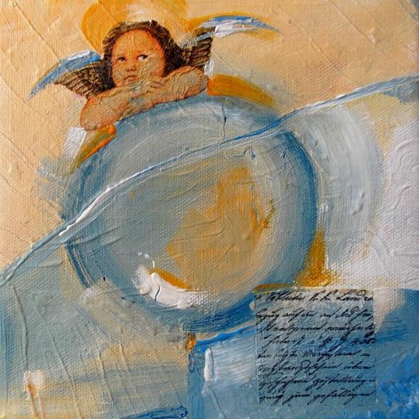 Maria Paunova - Angel