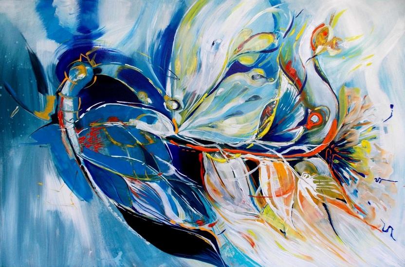 Maria Paunova - Metamorphoses