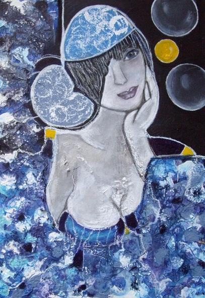 Oliveri Sylvie - Recherche d'inspiration