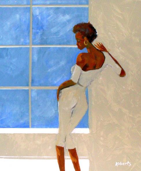 Rosalind Roberts - Caribbean chic