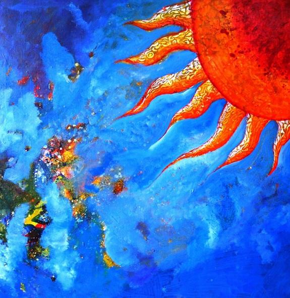 Sanjay Punekar - sun rays