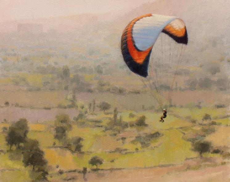 Snehal Page - Glider - Free bird