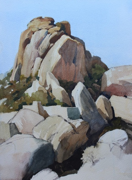 Snehal Page - Rock Garden - 1