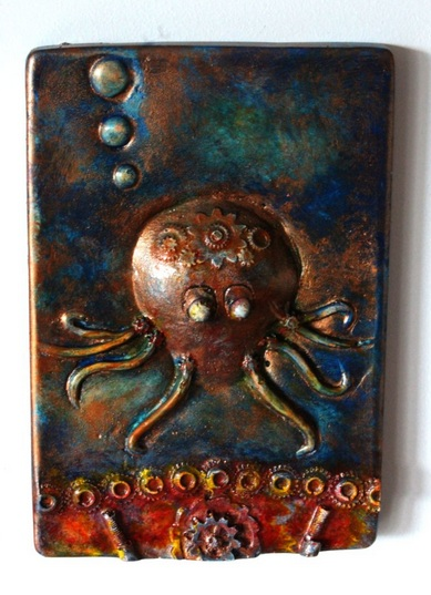 Timothy Mc Gillicuddy - world of Octopuss