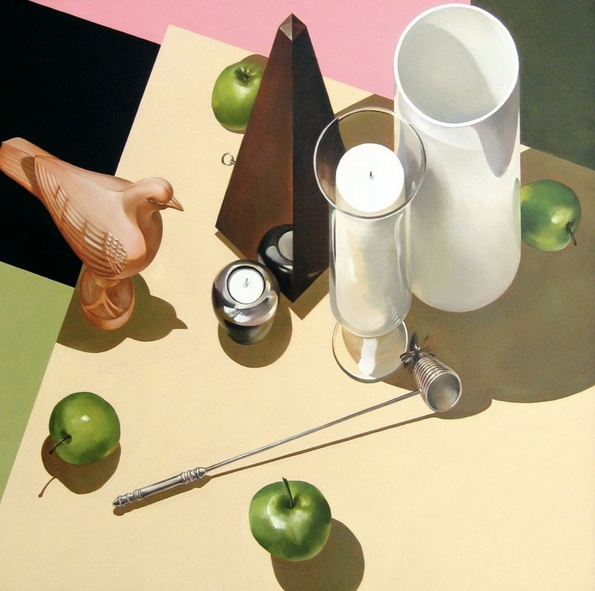 Val Goodman - Green Apples