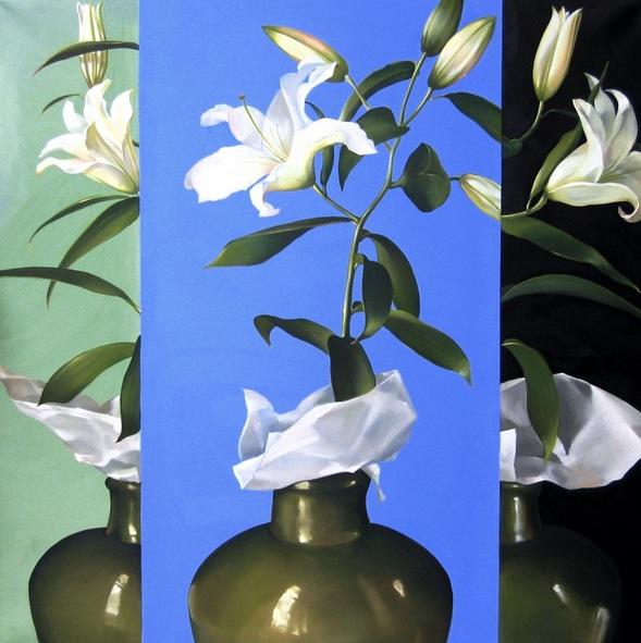 Val Goodman - Lilies