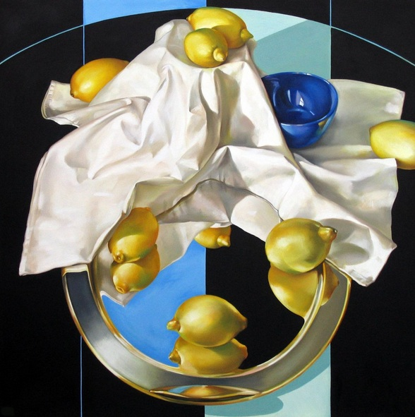 Val Goodman - White, Black, Yellow and Blue