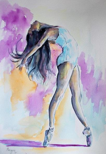 Antigoni Tziora - Ballerina 4
