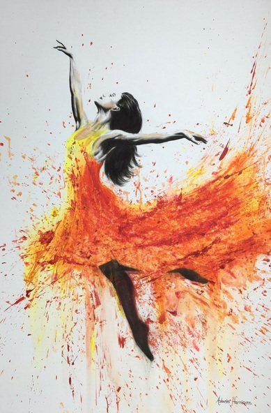 Ashvin Harrison - THE FIRE WITHIN